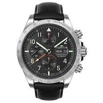 Fortis Classic Cosmonauts Chronograph 401.21.11 L01 Ausstellun...