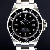 Rolex SEADWELLER 16600 SERIE D B/P