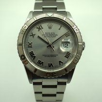 Rolex 16264 Thunderbird Datejust stainless steel c.2003
