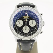 Breitling Navitimer 01 Steel BlackDial (B&P2015) 43mm MINT