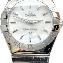 Omega Quartz 27mm 123.10.27.60.05.002