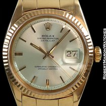 Rolex 1601 18k Rose Gold Datejust Serpico Y Laino