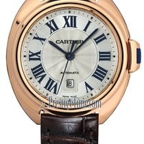 Cartier Cle De Cartier Automatic 31mm wgcl0010
