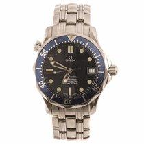 Omega Seamaster Professional 300M Chronometer James Bond Watch...