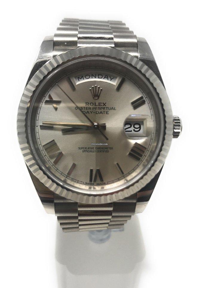 11cba760aa9 Rolex Day-Date 40 por R  121.059 para vender por um Seller na Chrono24