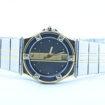 Maurice Lacroix Classic Damen Uhr Stahl/gold Quartz 25mm Mit...
