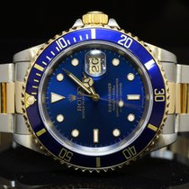 Rolex 1994 Submariner, Steel & Gold, 16613, Box & Papers