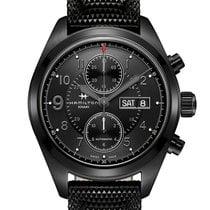 ハミルトン (Hamilton) Khaki Field Automatic Cronograph H71626735