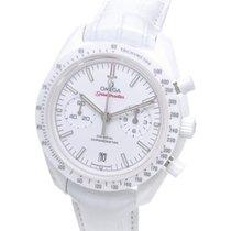オメガ (Omega) Speedmaster Moonwatch White Side of The Moon...