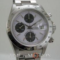 Tudor Oysterdate Chronotime  79280 White Enamel Like Dial ...