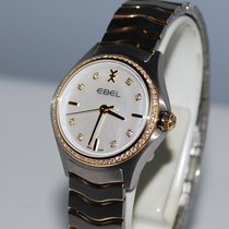 Ebel WAVE LADY 30MM QUARTZ