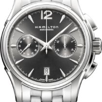 Hamilton Jazzmaster Auto Chrono H32606185 Herrenchronograph...