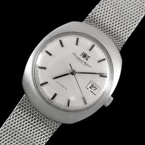 IWC c. 1969 Vintage Mens Watch, Cal. 8541 Automatic, Silver Dial
