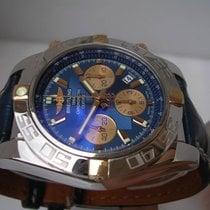 Breitling Chronomat 44 B01 Acc & Oro rosa 18 Kt YEAR 2015...