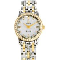 Omega Watch De Ville Prestige Ladies 4375.75.00