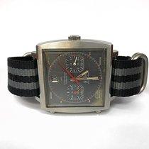 """Heuer """"Monaco - Steve McQueen"""" Vintage Ref. 1133B"""