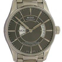 Mido Belluna Stahl Automatik Chronometer 40 mm