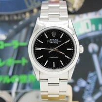 Rolex Air King Stahl Ref: 14010 - Rolex Box von 1997