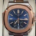 Patek Philippe Nautilus Chronograph Blue Dial  / May 2016...