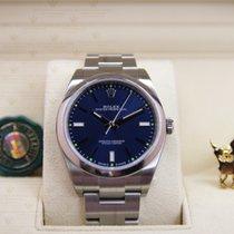 劳力士  (Rolex) 114300 Oyster Perpetual Blue Dial