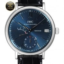 IWC - Portofino Hand Wound Big Date Eight Days