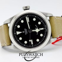 Tudor Heritage Black Bay 36mm Black Dial