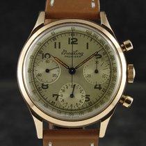 브라이틀링 (Breitling) Premier Vintage Rose Gold Chronograph