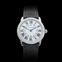 Cartier Ronde Stainless Steel Ladies 2933