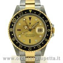 Ρολεξ (Rolex) GMT-Master II Serti Dial 16713