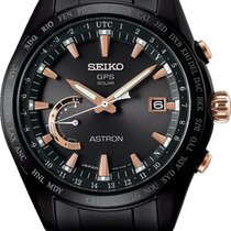 Seiko Astron SSE113J1 Elegante Herrenuhr GPS Empfang f....