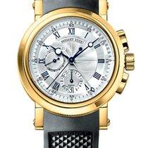 Breguet Brequet Marine 5827 18K Yellow Gold Men's Watch