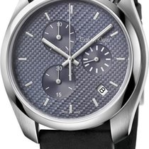 ck Calvin Klein Substantial K6Z371C4 Herrenchronograph Swiss Made