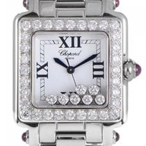 Chopard 2783621-2001 Happy Sport II Ladies Quartz in White...