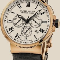 Ulysse Nardin Marine Chronograph Manufacture Limited Edition