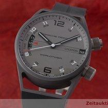 Porsche Design Worldtimer Automatik Titan Herrenuhr Ref. 6750.10