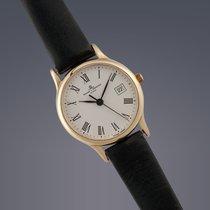 Baume & Mercier Pre-owned  Ladies 18ct gold quartz watch