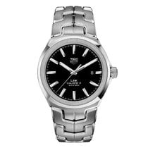 TAG Heuer Link Calibre 5 41mm Mens Watch Ref WBC2110.BA0603