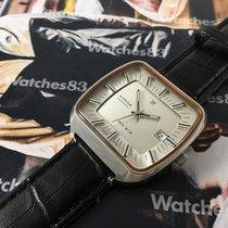 Edox Reloj antiguo suizo automático EDOX New era OVERSIZE