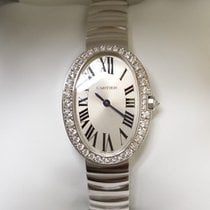 Cartier Baignoire 18K White Gold Small Size [NEW]