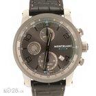 Montblanc NEU -30% Montblanc Timewalker Voyager UTC 107339...
