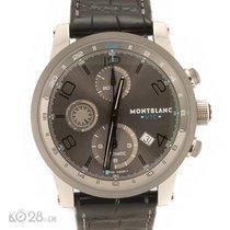 Montblanc NEU -45% Montblanc Timewalker Voyager UTC 107339...