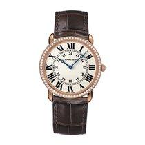 Cartier Ronde Manual Ladies Watch Ref WR000651