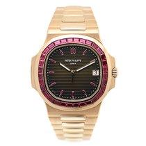 パテック・フィリップ (Patek Philippe) New  Nautilus 18 K Rose Gold With...