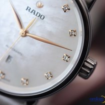 Rado Ladies' DiaMaster Automatic Diamonds Ceramic on Leather