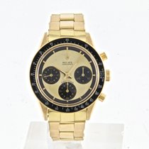 "Rolex Daytona 6241 18KT ""Paul Newman"" Original Paper+ServiceRolex"