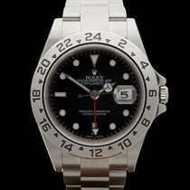 Rolex Explorer II Stainless Steel Gents 16570