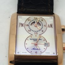 Raymond Weil don giovanni  pink gold 18 k
