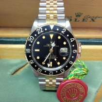 Rolex GMT Master 16753 - Serviced By Rolex