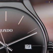 Rado Men's True Colors 40mm Quartz Watch Brown Ceramic/Nat...
