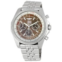 Breitling Bentley 6.15 Stainless Steel A4436212.Q504